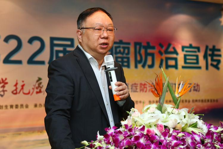 A team led by Dr Wu Shixiu (pic), at Hangzhou Cancer Hospital, China has treated 86 patients with CRISPR on everything from HIV to leukaemia. Photo credit: Hangzhou Cancer Hospital/WSJ