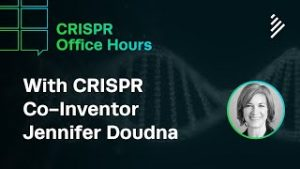 CRISPR Office Hours with Jennifer Doudna, Ph.D.
