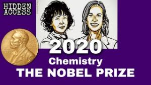 Nobel Prize in Chemistry 2020 – CRISPR gene editing tool for 'rewriting the code of life'